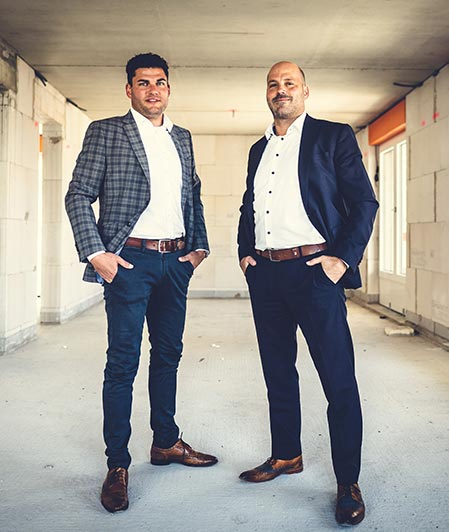 Muth&Schröder Teamfoto